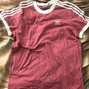 Adidas Rose Pink Tshirt